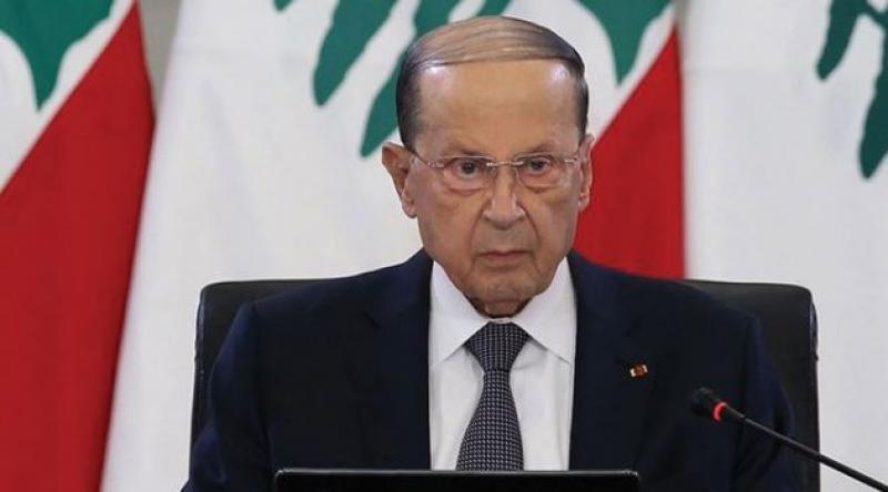 Lübnan Cumhurbaşkanı: Uluslararası soruşturma zaman kaybıdır