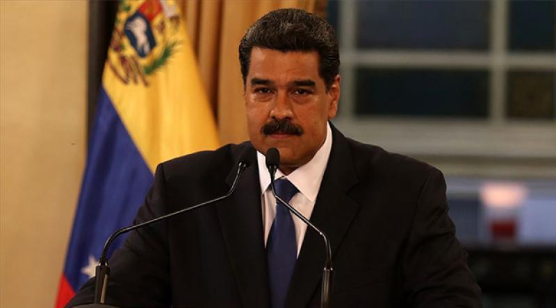 Maduro'dan AB Temsilcisine 72 saat süre