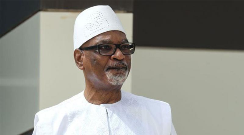 Mali'deki darbe sonrası cumhurbaşkanı serbest bırakıldı