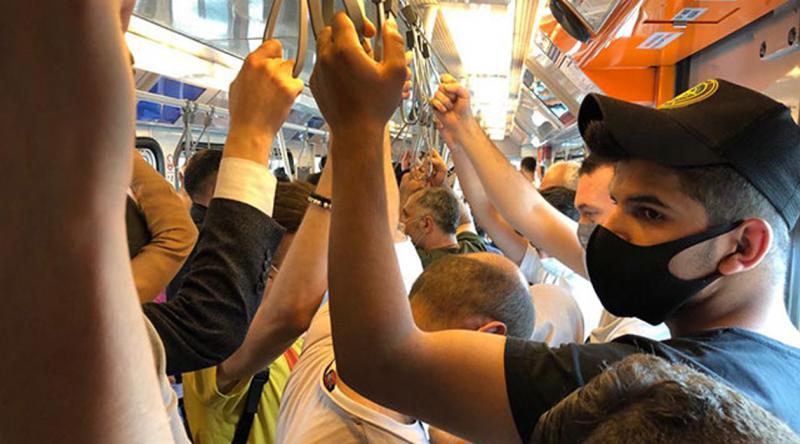 Sıfır mesafeli metro ve otobüs seferleri