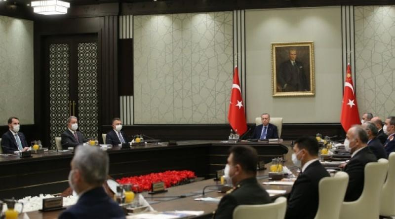 MGK toplantısı sona erdi: Bildiride Libya vurgusu