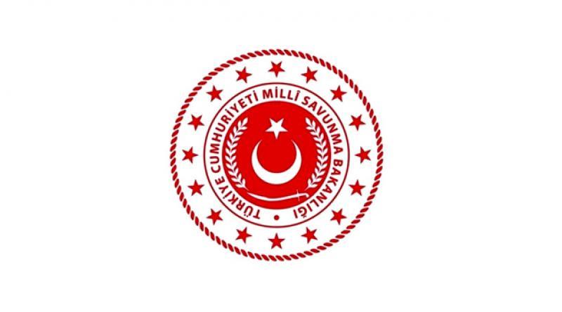 MSB: Irak'ın kuzeyinde 4 PKK'lı terörist etkisiz hale getirildi