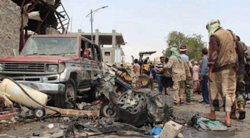 Yemen'de pazar yerine saldırı: Çok sayıda ölü ve yaralı var