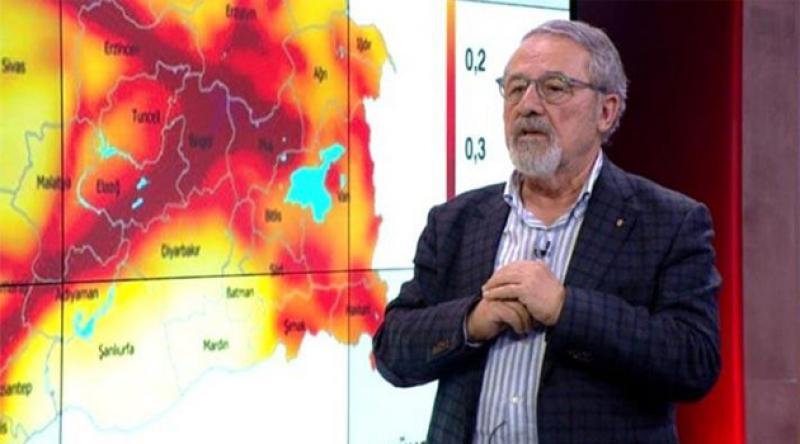 Prof. Dr. Naci Görür: Bölgede iki büyük deprem daha bekliyoruz