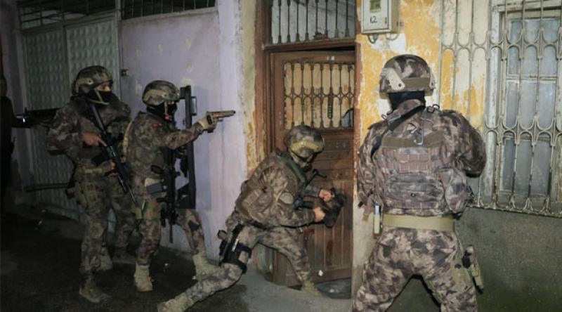 81 ilde 'narkotik uygulaması': 642 kişi yakalandı