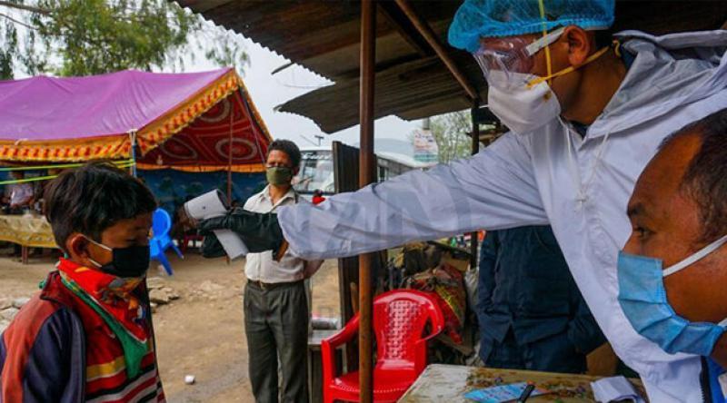 Nepal'de 4 aydır uygulanan sokağa çıkma yasağı kaldırıldı