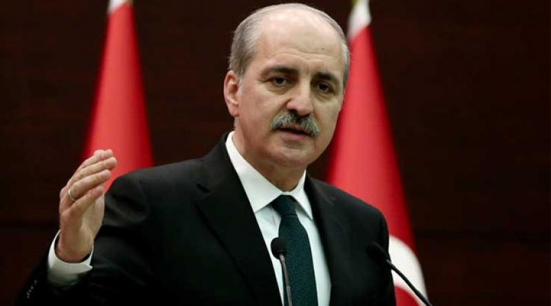 AKP Genel Başkanvekili Numan Kurtulmuş: Türkiye, bugün itibarıyla erken seçim şartlarına sahip değildir