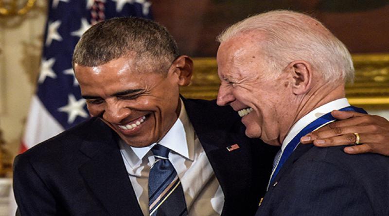 ABD Eski Başkanı Obama, Joe Biden için sahaya indi
