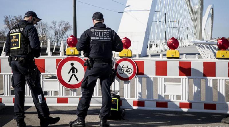 Belçika'da koronavirüs nedeniyle sokağa çıkma yasağı!