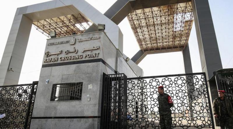 Refah Sınır Kapısı üç gün açık kaldıktan sonra tekrar kapatıldı