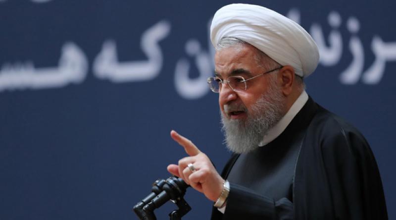 Ruhani: Biden döneminde ABD ve İran arasındaki sorunların çözümü kolay olabilir