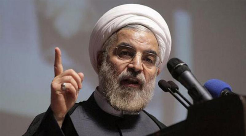 Ruhani'den ABD'ye tehdit: Askerleriniz güvende değil