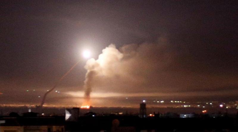 Irak'ta ABD askerlerinin bulunduğu Beled üssüne havan topu saldırısı düzenlendi: 4 Irak askeri yaralı