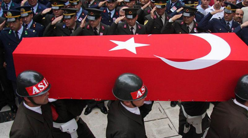 MSB: Ağrı'da teröristlerle çıkan çatışmada 2 asker şehit oldu