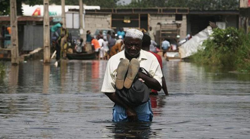 Nijer'de sel felaketi: 45 kişi hayatını kaybetti