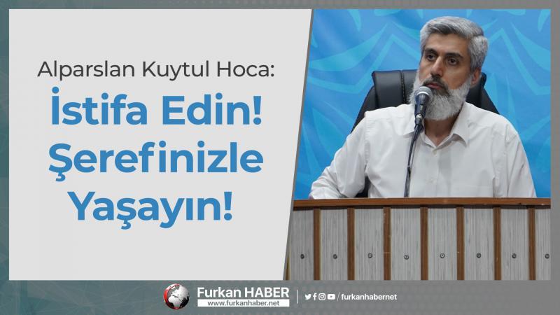 Alparslan Hoca, AYM Başkanının O İtirafı Hakkında Konuştu