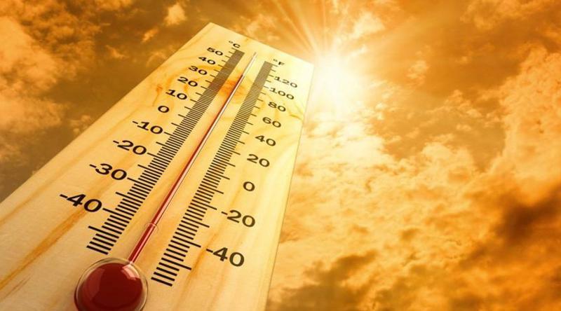 Moskova'da 1956 yılının sıcaklık rekoru