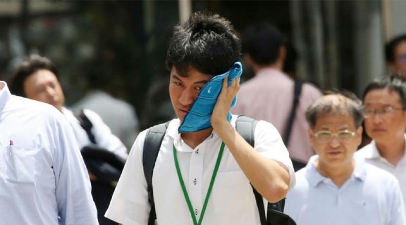 Japonya'da aşırı yükselen hava sıcaklıkları nedeniyle 53 kişi hayatını kaybetti
