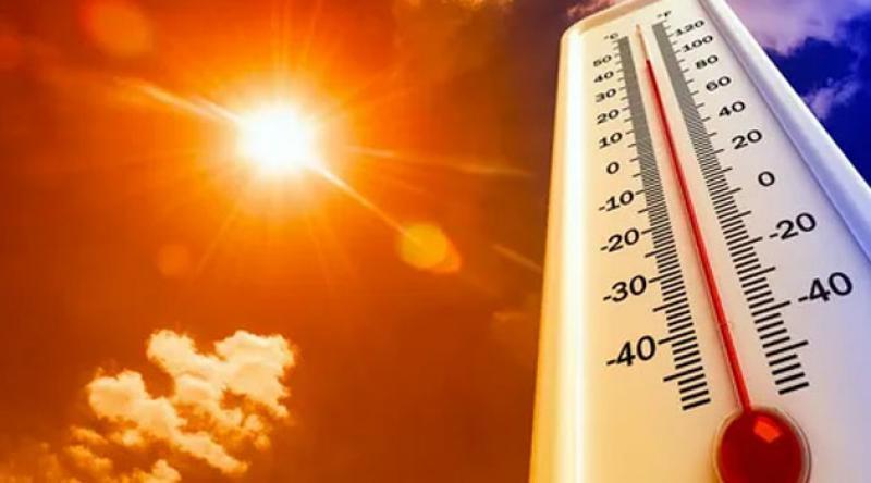 Kuzey Yarımküre'de 'en sıcak ay' olarak kayıtlara geçti