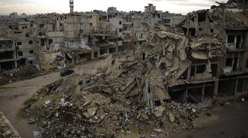 Suriye'de alıkonulan 100 bin kişiden haber alınamıyor