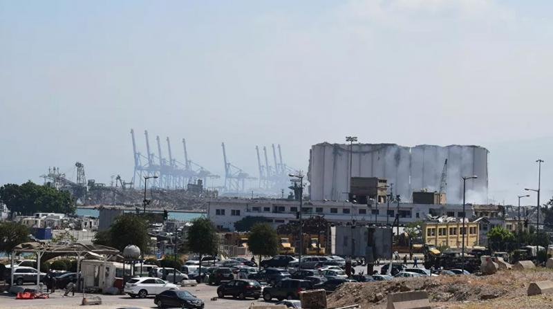 Lübnan Gümrük Müdürü: Beyrut Limanı'ndaki Patlayıcı Maddeler İçin 6 Kez Yargıya Başvurduk