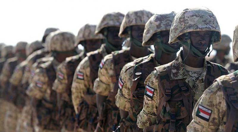 Sudan Yemen'deki askerlerini çekecek