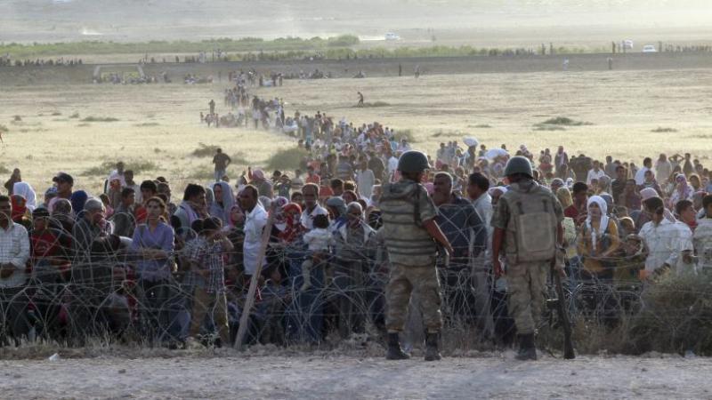 Dünya Çapında 70 Milyon İnsan Yerinden Edildi