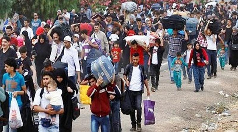 593 Suriyeli evlerine döndü