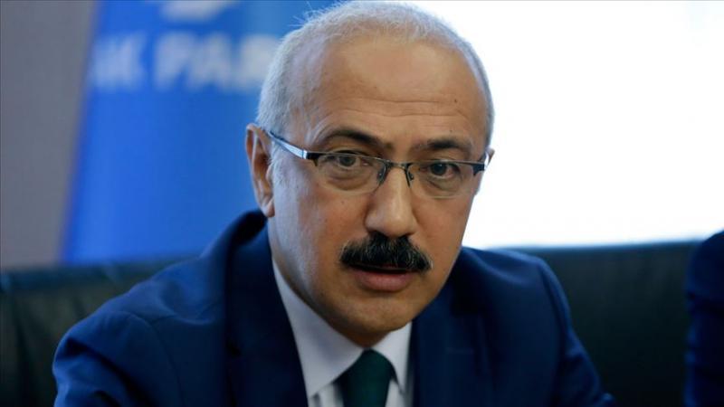 Bakan Elvan: Fiyat istikrarını sağlayacak politikaları belirleme ve uygulama görevi Merkez Bankası'na aittir