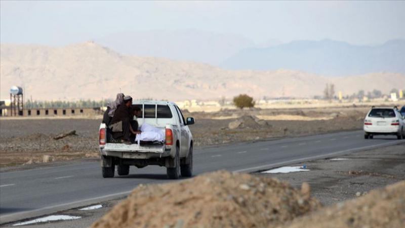 ABD'nin Afganistan'da yaptığı hava saldırısında 7 sivil öldü