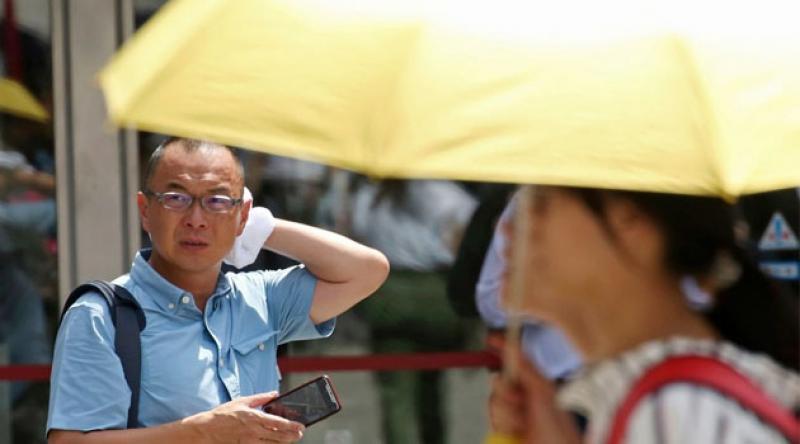 Tokyo'da yüksek sıcaklıklar nedeniyle 148 kişi hayatını kaybetti