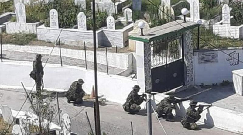 Batı Trakya'da Yunan askerleri Türk köyünde tatbikat yaptı!