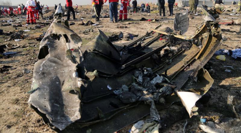 İran düşürülen Ukrayna uçağı için tazminat ödemeyi kabul etti