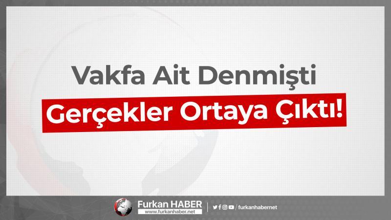 Adana'da Kaçak Diye Gündem Olan Etler Furkan Vakfı'na Ait Denmişti, Gerçekler Ortaya Çıktı!
