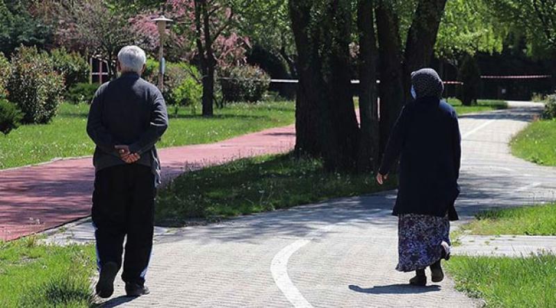 Manisa'da 65 yaş üstüne kısıtlama