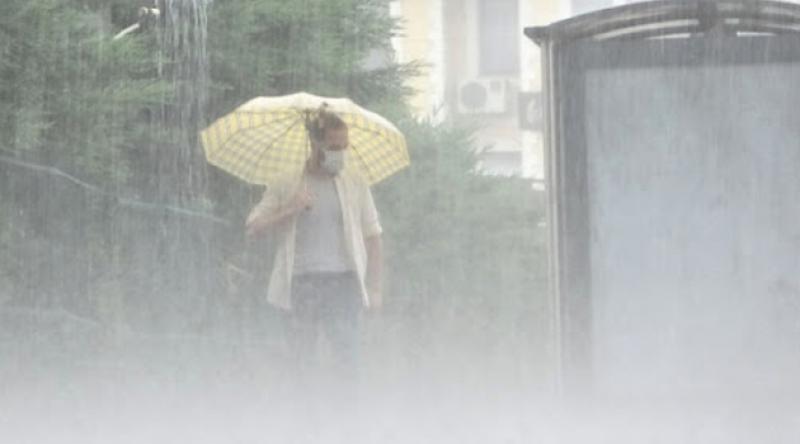 Meteoroloji'den uyarı: Kuvvetli sağanak geliyor