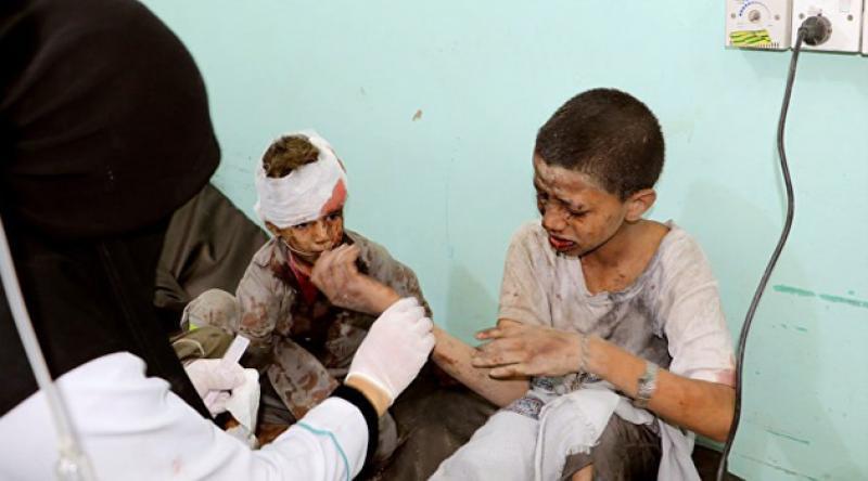 UNICEF: Yemen'de 9 sivilin hayatını kaybettiği saldırıdan dehşete düştük