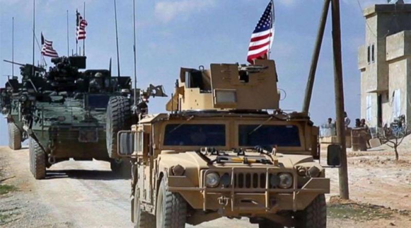 ABD Suriye'deki asker ve zırhlı araç sayısını artırdı