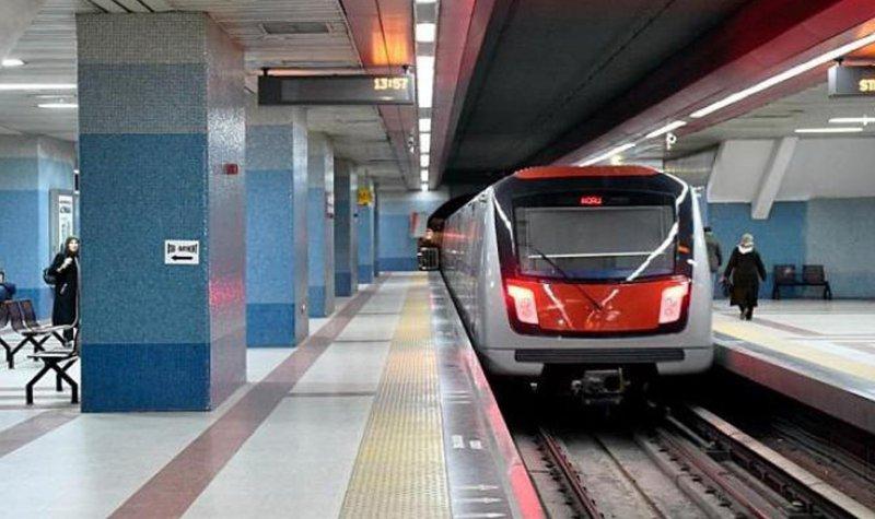 Ankara'da metro ve otobüslerin son sefer saatleri değişti