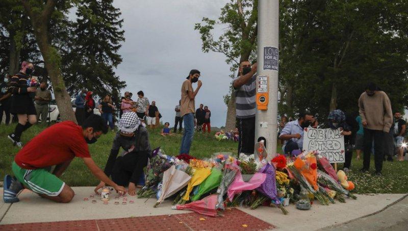 Kanada'da Müslüman aileye saldırı: 4 ölü, 1 yaralı