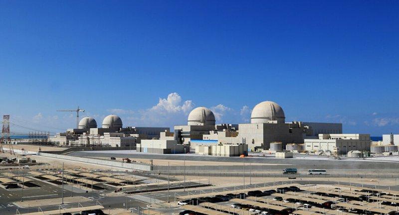BAE'deki nükleer santral ticari faaliyete geçti