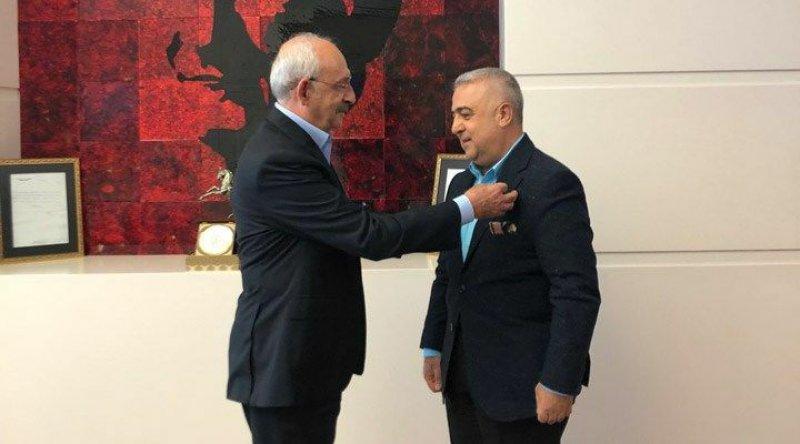 Eski AK Parti milletvekili Zeydan, CHP'ye katıldı