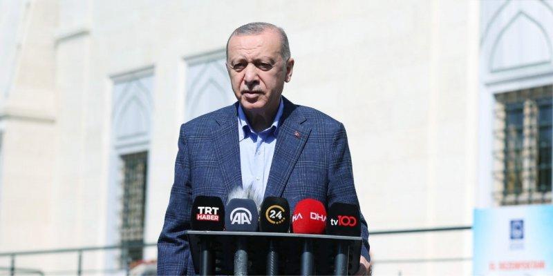 Erdoğan'dan ABD'ye tepki: İki NATO ülkesi olarak bizim çok daha farklı konumda olmamız gerekir