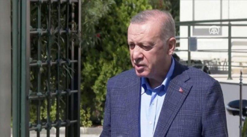 Cumhurbaşkanı Erdoğan'dan cuma namazı çıkışı flaş açıklamalar: Yeni tedbirlerimiz olacak!