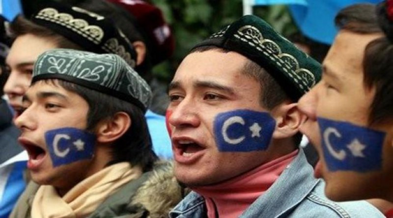 Doğu Türkistanlı kamp mağdurları Anadolu seferinde
