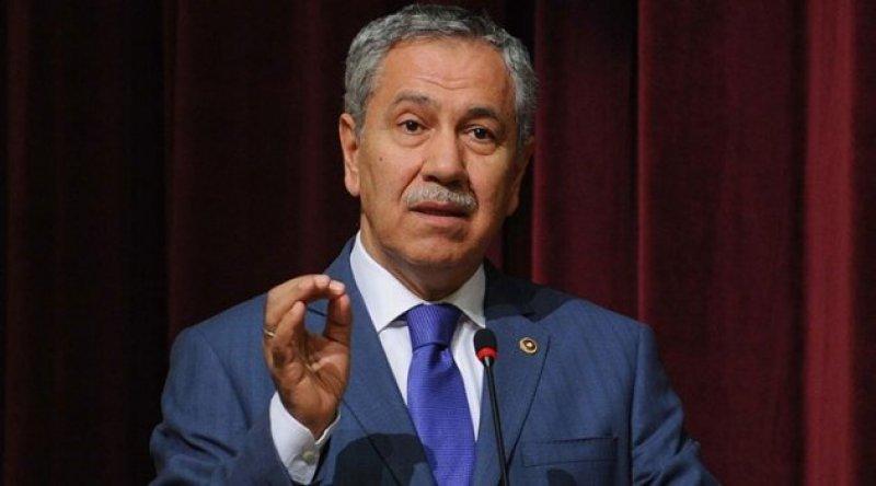Bülent Arınç'tan AKP'ye kriz uyarısı: Birileri sıkıntı yok diyor, tersini söylüyorum; var!
