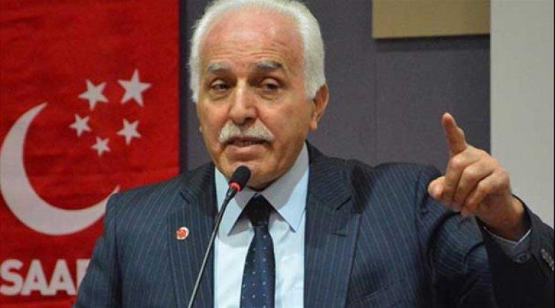 Kamalak: Saadet'in Cumhur İttifakı'na geçmesi felaket olur