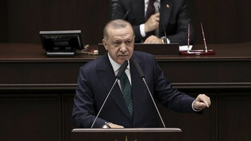 Cumhurbaşkanı Erdoğan: Kanal İstanbul'un ihalesine yakında çıkıyoruz, yaz aylarında inşallah temelini atıyoruz
