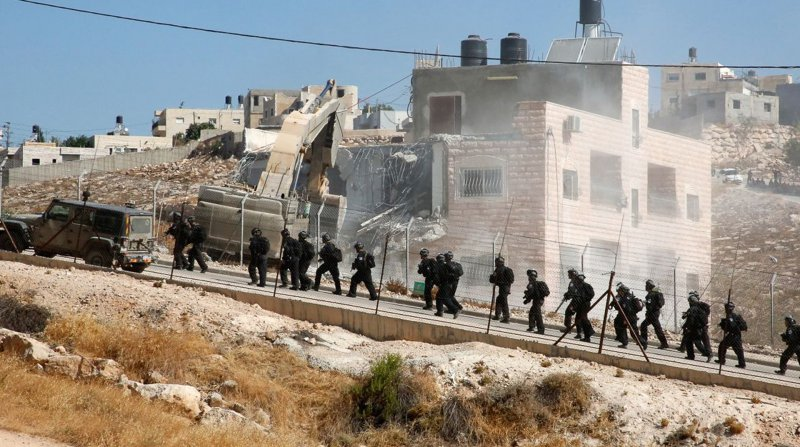 İşgalci İsrail 1967'den Beri Batı Şeria ve Doğu Kudüs'te Filistinlilere Ait 11 Bin 900 Evi Yıktı