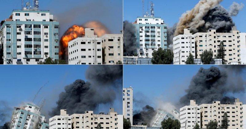 İnsan Hakları İzleme Örgütü: İsrail, Gazze Şeridi'nde 62 sivili katletti